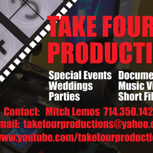 Profile picture for Take Four Productions