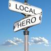 Local Hero Post