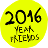 2016: Year Friends