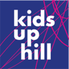 Kids up hill