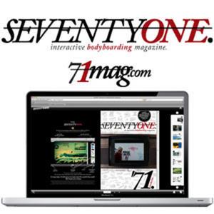 Profile picture for SeventyOne Mag