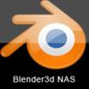 Blender3d NAS