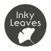 Inky Leaves