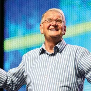 Profile picture for Terry Virgo