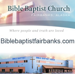 BibleBaptistFairbanks