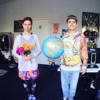 ANDREY MOTORICHEV & ALINA LU