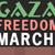 GazaFreedomMarch
