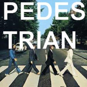 Profile picture for Pedestrian Recordings