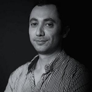 Profile picture for Ashraf Helmi