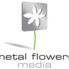 Metal Flowers Media