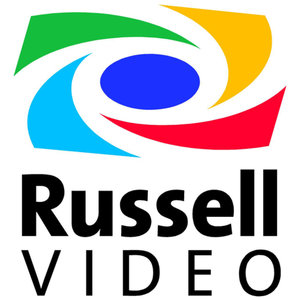 Image result for russell video logo