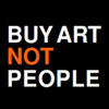 Buy Art Not People