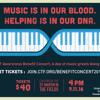 CTF Benefit Concert