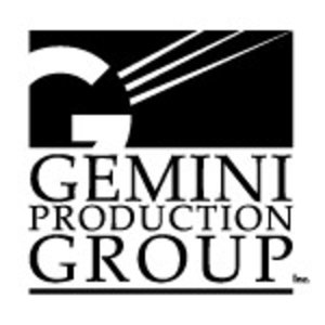 Profile picture for Gemini Production Group