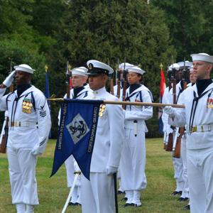 Us Navy Ceremonial Guard On Vimeo - Us-navy-ceremonial-guard