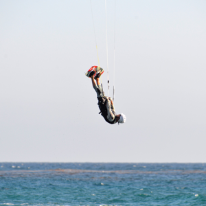 Try Kiting -