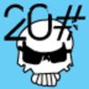 Twenty Pound Skull