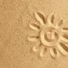 Sand-Animation ✽