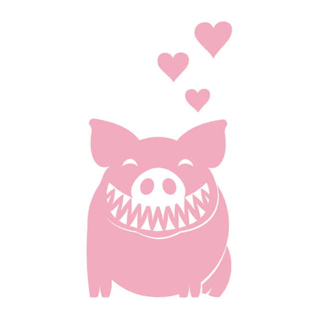 The Wedding Jasmine Alain Shark Pig