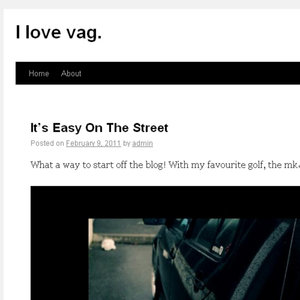 Profile picture for I love vag