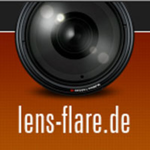 Profile picture for lens flare