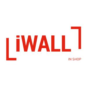 iWall logo