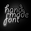 Handmadefont