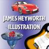 James Heyworth illustration
