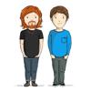 Matt & Dave