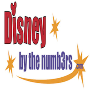 Profile picture for Disney By The Numbers