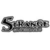 Strange skateboards