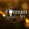 Honnum Graphic Art
