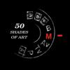 50 SHADES OF ART