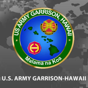 Profile picture for U.S. Army Garrison-Hawaii