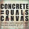 Concrete = Canvas