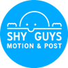 Shy Guys - Motion & Post