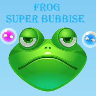 Frog Super Bubbies