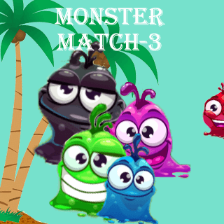 MonsterMatch3