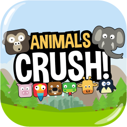 Animals Crush Match3