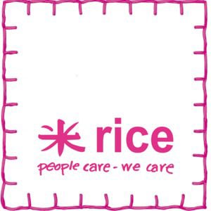 Profile picture for RICE people care - we care