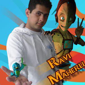Profile picture for Ravi Maheru