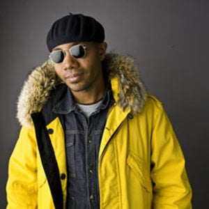 Profile picture for DJ Spooky