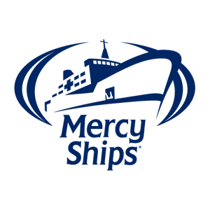 Image result for mercy ships logo