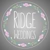 Ridge Weddings