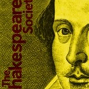 Profile picture for The Shakespeare Society