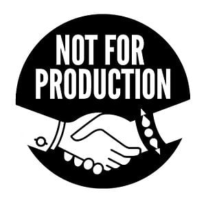 Profile picture for NOT FOR PRODUCTION