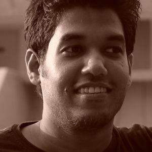 Profile picture for Nikhil Joshi