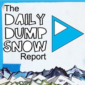 Profile picture for The Daily Dump Snow Report