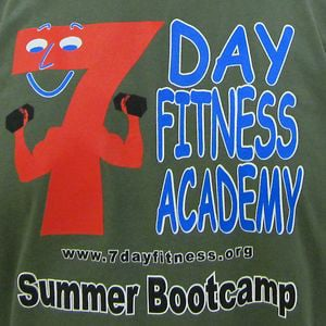 Profile picture for 7 Day Fitness Academy