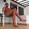 Nudist beaches Playa Blanca